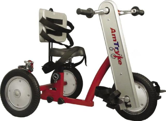Bicycles, Tricycles & Ride-Ons, Adapted