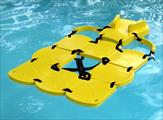 Sectional Raft by Danmar