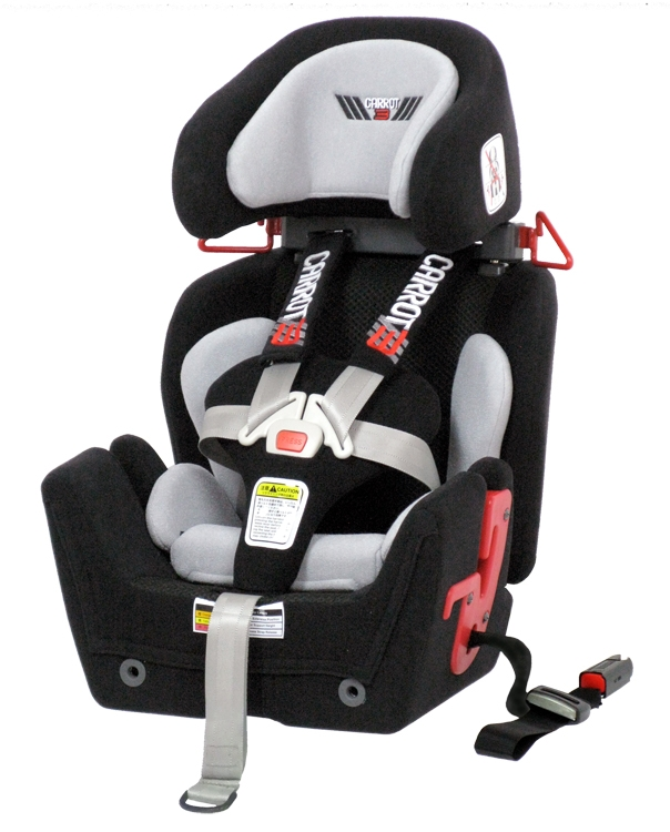 TherAdapt | Convaid Carrot 3 Special Needs Booster Car Seat