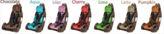 theradapt special tomato mps car seat. Black Bedroom Furniture Sets. Home Design Ideas