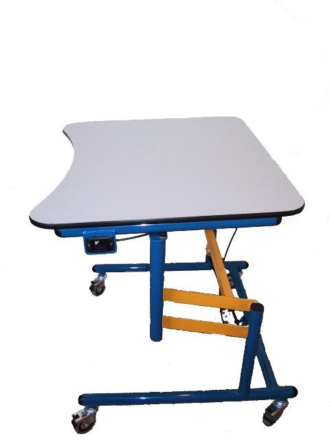 Theradapt R E A L Design Convert Able Table