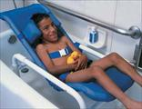 Contour Deluxe Tilt-in-Space Bath Chairs by Columbia